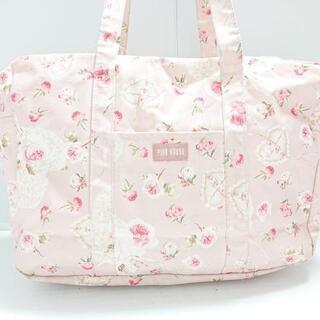 ピンクハウス(PINK HOUSE)のピンクハウス ショルダーバッグ - 花柄(ショルダーバッグ)