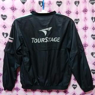 ツアーステージ(TOURSTAGE)の⛳Tourstage超高性能ウィンドブレーカーXL(ナイロンジャケット)