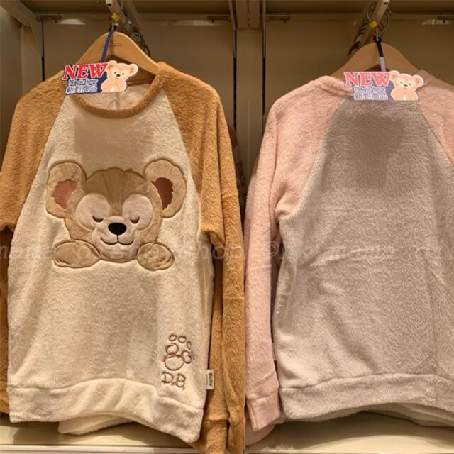 ダッフィー(ダッフィー)の香港ディズニー新商品 ダッフィー ルームウェア レディースのルームウェア/パジャマ(ルームウェア)の商品写真