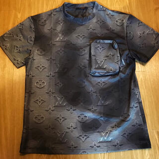 LOUIS VUITTON - LOUIS VUITTON Tシャツ モノグラム柄 ルイヴィトン 3D
