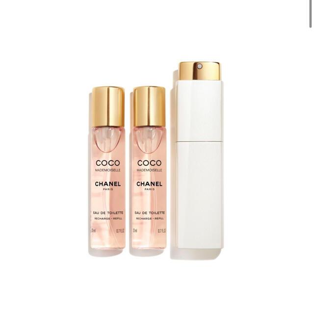 CHANEL(シャネル)のCHANEL ココマドモアゼル リフィル コスメ/美容の香水(香水(女性用))の商品写真