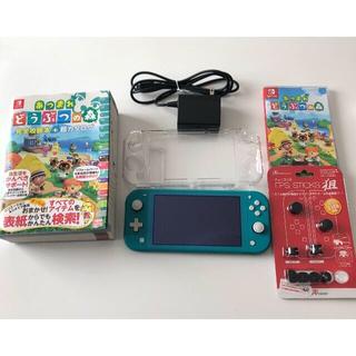 任天堂 - Nintendo Switch Lite  あつ森 6点セット