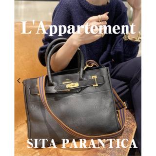 L'Appartement DEUXIEME CLASSE - L'Appartement ★SITA PARANTICA Tote Bag 黒