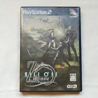 ジルオール インフィニット PS2ソフト【ジャンク】