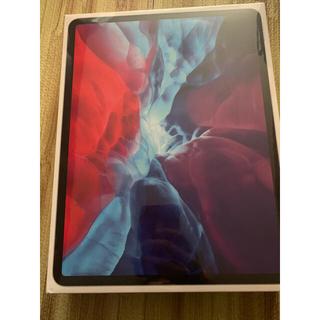 アイパッド(iPad)のiPad Pro 12.9インチ 第4世代 シルバー 未開封(タブレット)