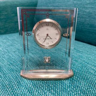 MIKIMOTO - ミキモト 置き時計