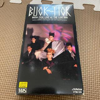 ビクター(Victor)のBUCK-TICK バクチク現象 at THE LIVE INN 廃盤VHS(ミュージック)
