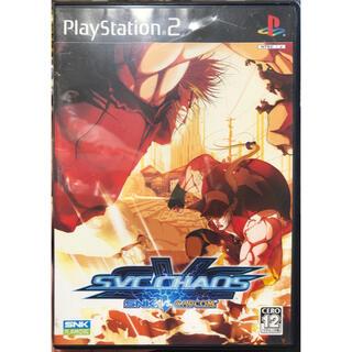 SNK VS CAPCOM SVC CHAOS  【PS2】