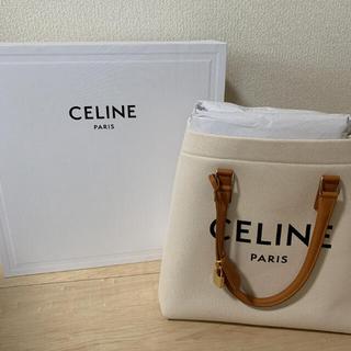celine - 【CÉLINE】セリーヌ ホリゾンタルキャンバストートバック