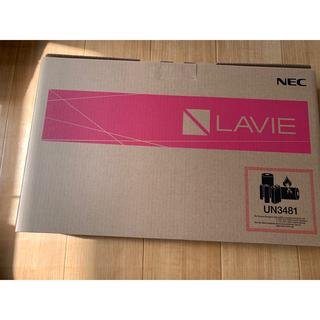 エヌイーシー(NEC)のほぼ未使用品 PC-NS150NAR(ノートPC)
