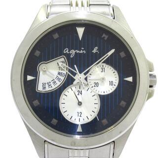 アニエスベー(agnes b.)のアニエスベー 腕時計美品  - 5Y66-0AE0(その他)
