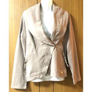 プーマ(PUMA)のプーマ PUMA 上着 コート アウター ジャケット ベージュ ベージュ色(その他)