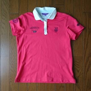 ビームス(BEAMS)のBEAMSGOLF  レディースゴルフウェア(ポロシャツ)