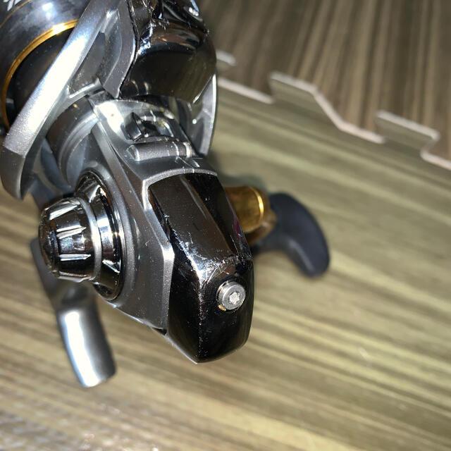 DAIWA(ダイワ)のリール Daiwa FREAMS LT3000 PEライン付き スポーツ/アウトドアのフィッシング(リール)の商品写真