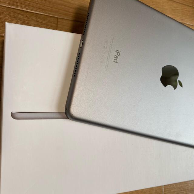 Apple(アップル)の【美品】iPad Mini 4 128GB Wi-Fi+Cellular スマホ/家電/カメラのPC/タブレット(タブレット)の商品写真