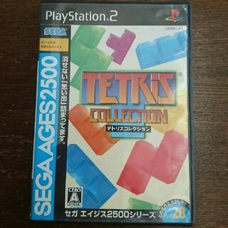 SEGA - セガエイジス2500シリーズ Vol.28 テトリスコレクション PS2