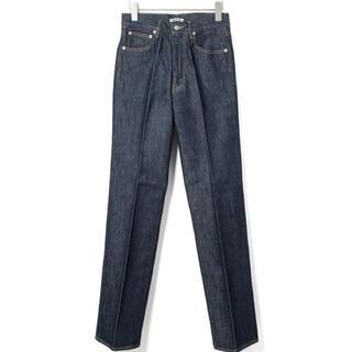 コモリ(COMOLI)のauralee 20aw hard twist denim 5p pants(デニム/ジーンズ)