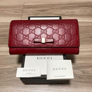 Gucci - 【GUCCI 】グッチ 長財布
