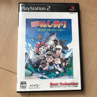 PlayStation2 - 川のぬし釣り ワンダフルジャーニー(Best Collection) PS2