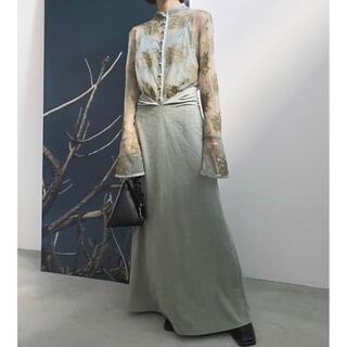 Ameri VINTAGE - ameri vintage ワンピース FLOWER LACE DRESS
