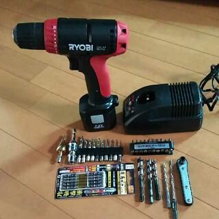 リョービ(RYOBI)のRYOBI充電式ドライバドリル(工具/メンテナンス)