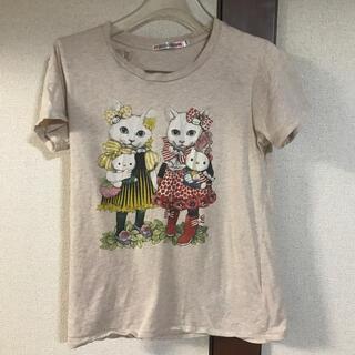 ユニクロ(UNIQLO)のヒグチユウコ サンリオ ユニクロ コラボ Tシャツ(Tシャツ(半袖/袖なし))