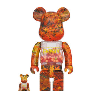 メディコムトイ(MEDICOM TOY)のMY FIRST BE@RBRICK AUTUMN LEAVES 千秋(その他)