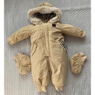 バーバリー(BURBERRY)のバーバリー ♡ジャンプスーツ(カバーオール)