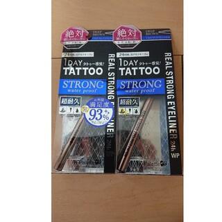 K-Palette - TATTOO アイライナー ウォータープルーフ 2本 3300円→1555円
