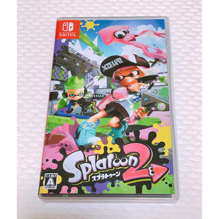 Nintendo Switch - スプラトゥーン2 ソフト