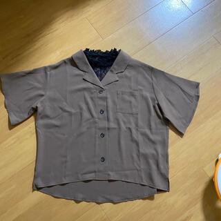 アベイル(Avail)のレースシャツ(シャツ/ブラウス(半袖/袖なし))