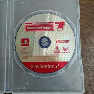 コナミ(KONAMI)のウイニングイレブン7 PS2 プレステ2(家庭用ゲームソフト)