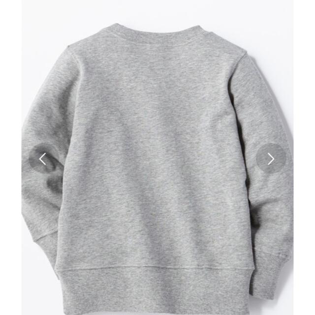 チャンピオン スウェット 120 キッズ/ベビー/マタニティのキッズ服男の子用(90cm~)(Tシャツ/カットソー)の商品写真