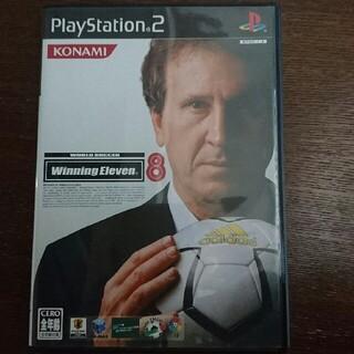 コナミ(KONAMI)のワールドサッカーウイニングイレブン8 PS2(その他)