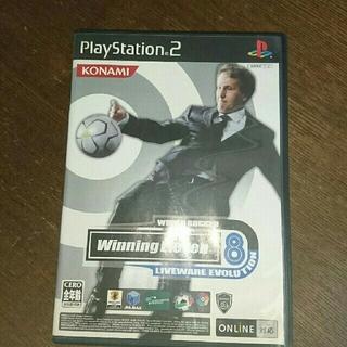 コナミ(KONAMI)のワールドサッカーウイニングイレブン8 ライヴウエアエヴォリューション PS2(家庭用ゲームソフト)
