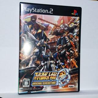 バンプレスト(BANPRESTO)のスーパーロボット大戦OG PS2 バンプレスト(家庭用ゲームソフト)
