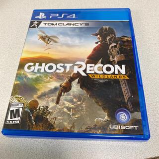 PlayStation4 - ps4 ゴーストリコン海外版