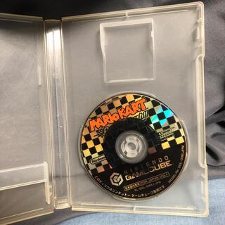 ニンテンドーゲームキューブ - マリオカート ダブルダッシュ!! ゲームキューブ GC