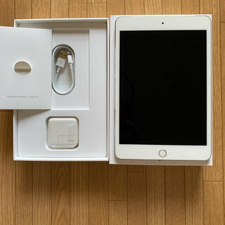Apple - 【美品】iPad mini4 Wi-Fi+Cellular 64GB  シルバー