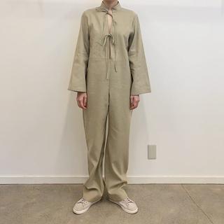 【完売】Ita Jumpsuit – Linen Cotton