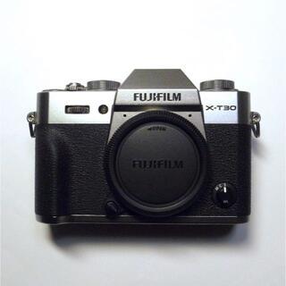 富士フイルム - 【極美品】富士フイルム X-T30 本体+オマケ