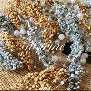 インディアンコーン 20房 ハーバリウム花材 クリスマス花材(ドライフラワー)