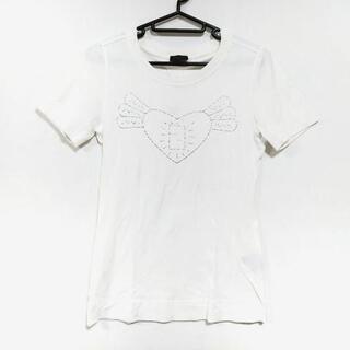 フェンディ(FENDI)のフェンディ 半袖Tシャツ サイズ38 S -(Tシャツ(半袖/袖なし))