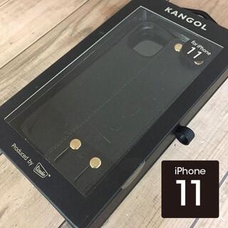 KANGOL - KANGOL カンゴール iPhone11 iPhoneXR 兼用サイズ B