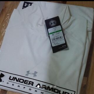 アンダーアーマー(UNDER ARMOUR)のアンダーアーマー ヒートギアアーマーコンプレッションショートスリーブモック(Tシャツ/カットソー(半袖/袖なし))