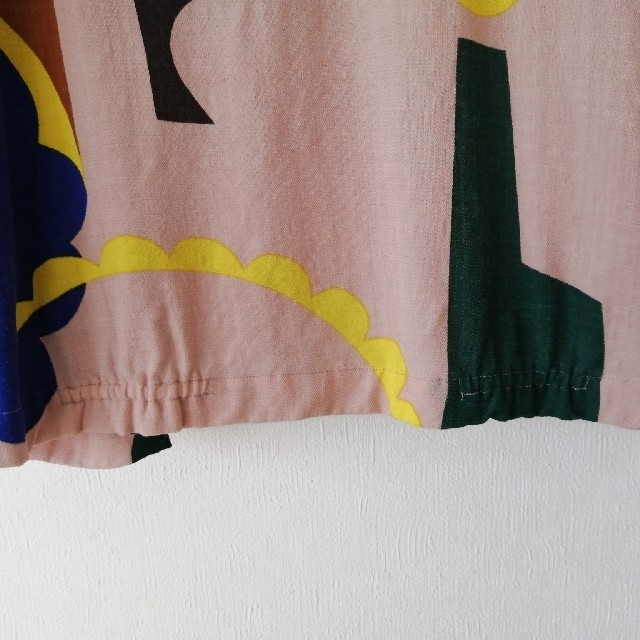 mina perhonen(ミナペルホネン)のミナペルホネンブラウスmusica レディースのトップス(シャツ/ブラウス(長袖/七分))の商品写真