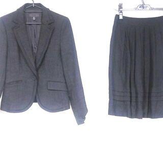 アイシービー(ICB)のアイシービー スカートスーツ 9(JPN) M 黒(スーツ)