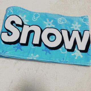 Johnny's - SnowMan 8.8 タオル