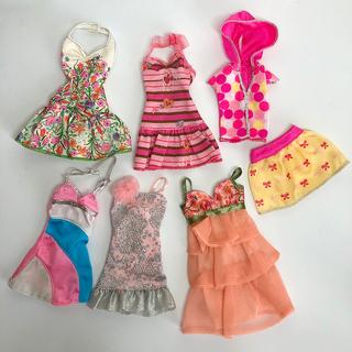 Barbie - 最終値下げ:バービー人形 洋服まとめ売り④
