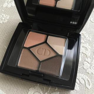 Dior - 新品未使用 Dior  アイシャドウ サンク クルール